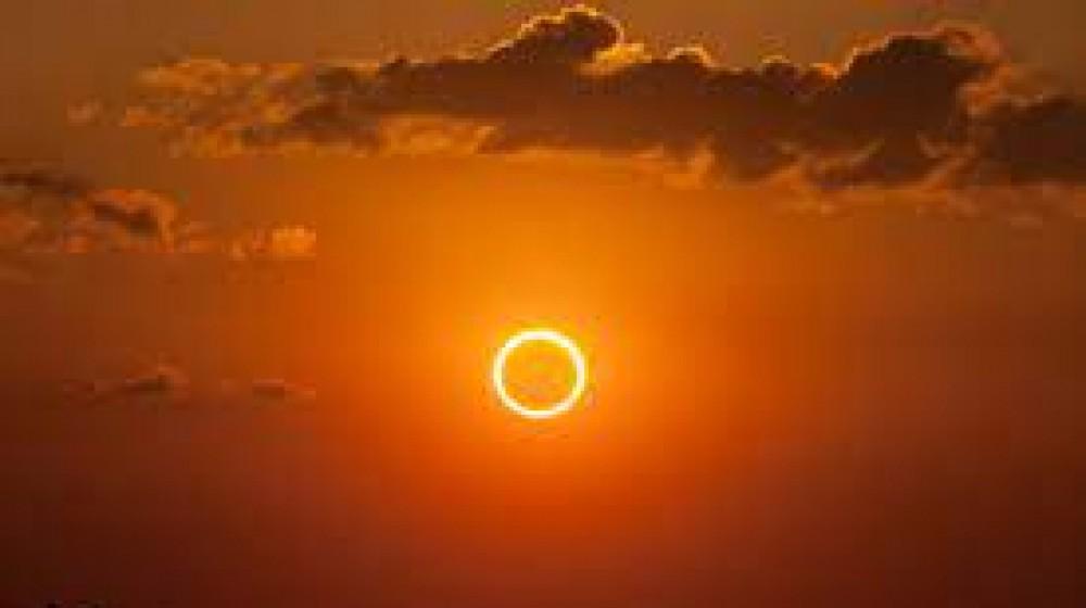 Giovedì 10 giugno prevista un'eclissi anulare di Sole, in Italia sarà visibile soltanto al Nord
