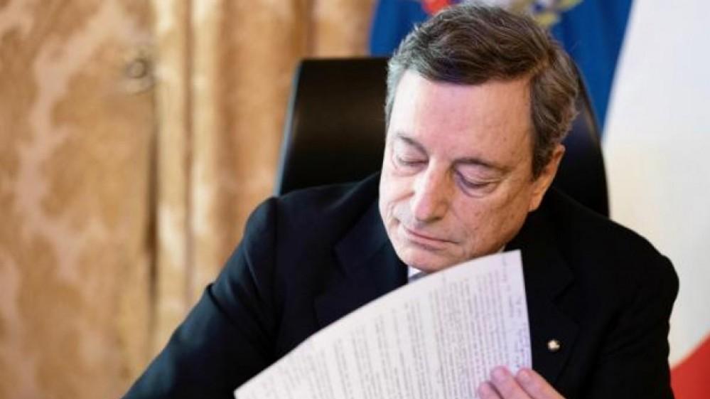 Governo, disco verde per la riforma del processo penale, il premier Draghi ricompatta la maggioranza