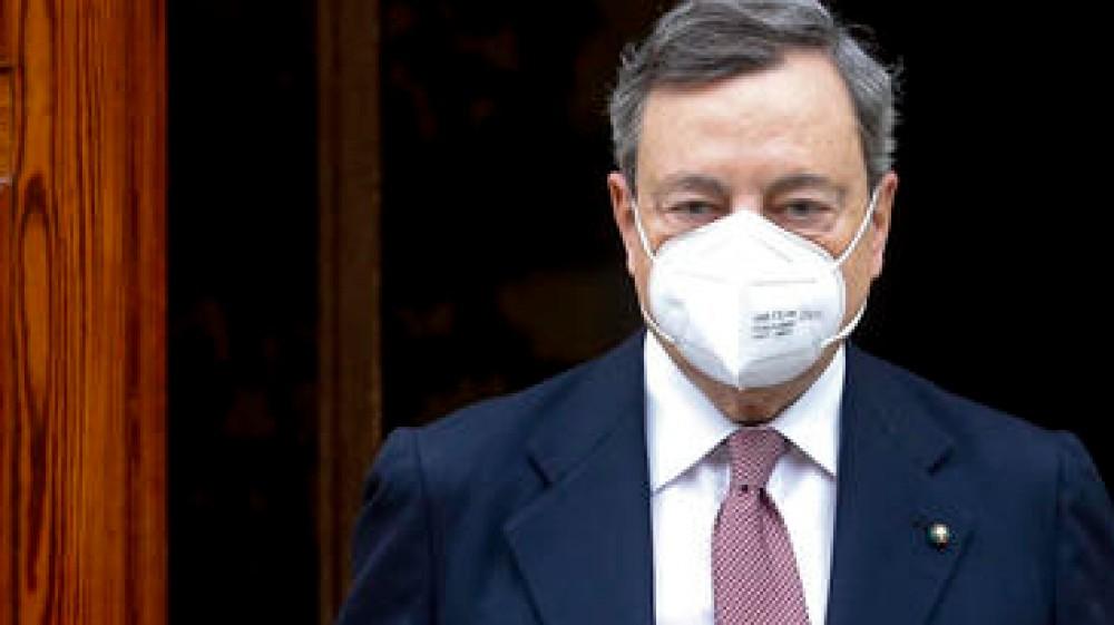 """Governo, Draghi e Confindustria a braccetto: """"Occorrono un patto per l'Italia e unità in nome del Paese"""""""