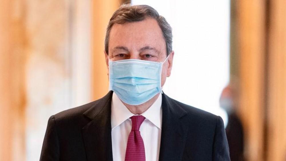 Governo, Draghi e Merkel confermano l'asse fra Roma e Berlino: il binomio Italia-Germania nuova locomotiva d'Europa