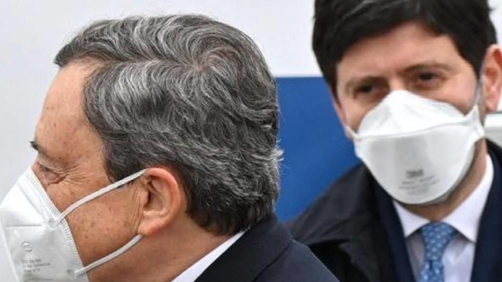 Governo, il ministro della Salute Speranza passa in arancione Marche, Veneto e la Provincia di Trento