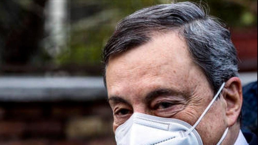"""Governo, il premier Draghi ai giovani: """"Sul clima avete ragione, l'Italia è pronta a scelte audaci"""""""