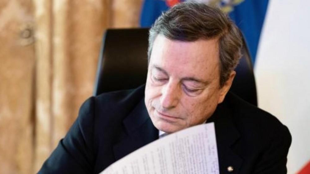 Governo, il premier Draghi annuncia il green pass nazionale dalla seconda metà di maggio, quello europeo arriverà a giugno