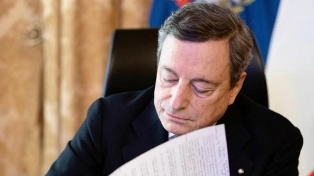 Governo, nel nuovo decreto il premier Draghi conferma il ritorno delle zone gialle da lunedì 26 aprile