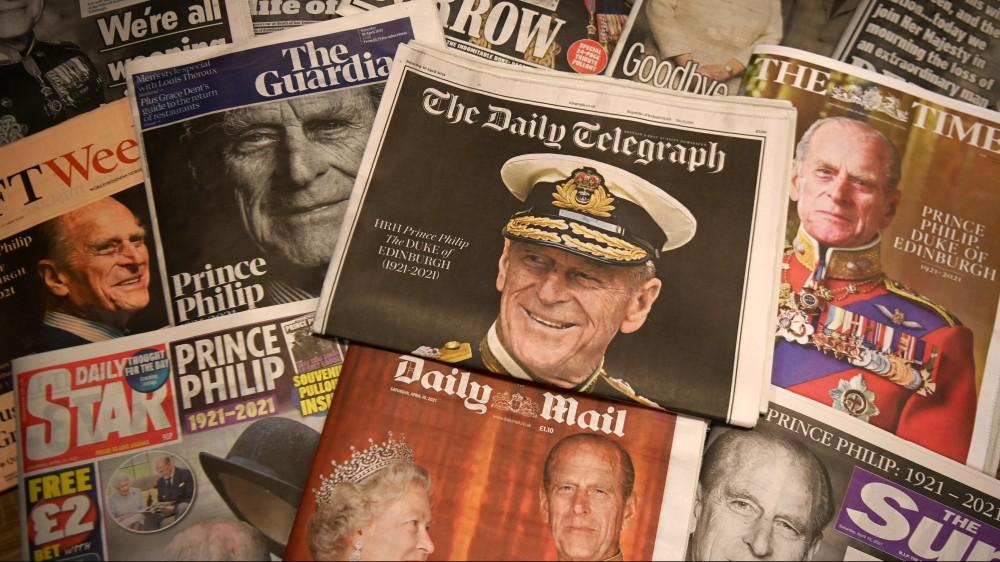 Gran Bretagna, oggi i funerali del Principe Filippo, morto il 9 aprile a 99 anni