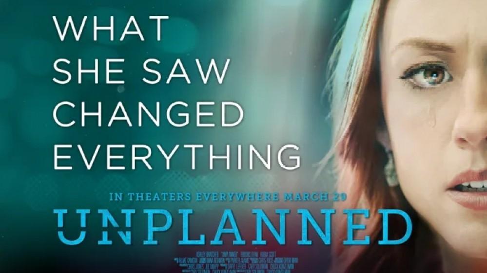 Ho visto Unplanned, un film sull'aborto che fa discutere e che mi ha lasciato qualche perplessità