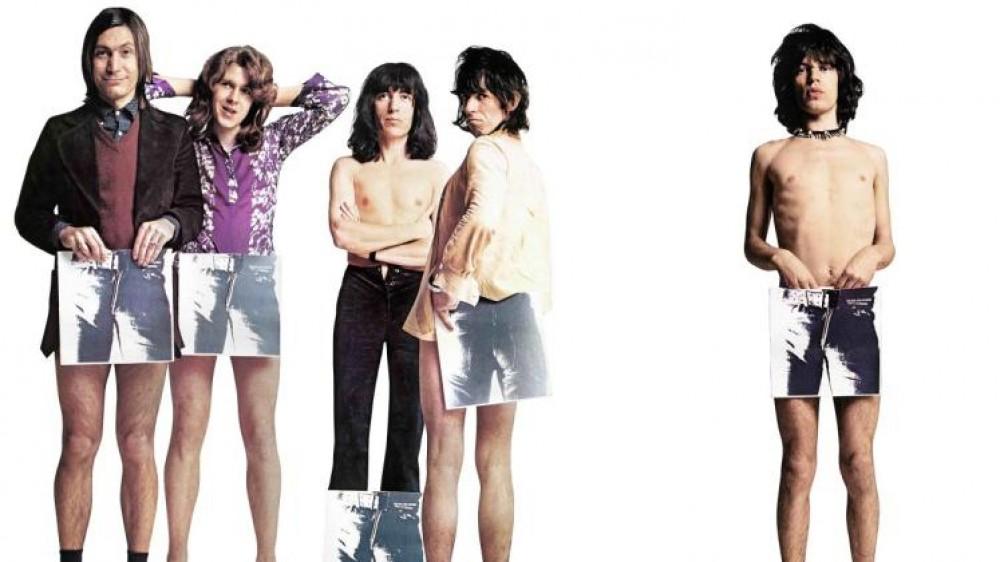 I cinquant'anni di Sticky Fingers, il capolavoro dei Rolling Stones con la copertina-scandalo di Andy Warhol