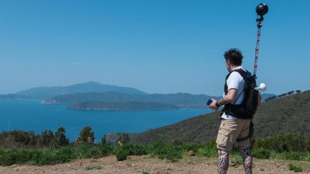 I sentieri dell'Isola d'Elba finiscono sugli smartphone. Un progetto ha mappato 400 Km di tracciati da fare a piedi o in bici