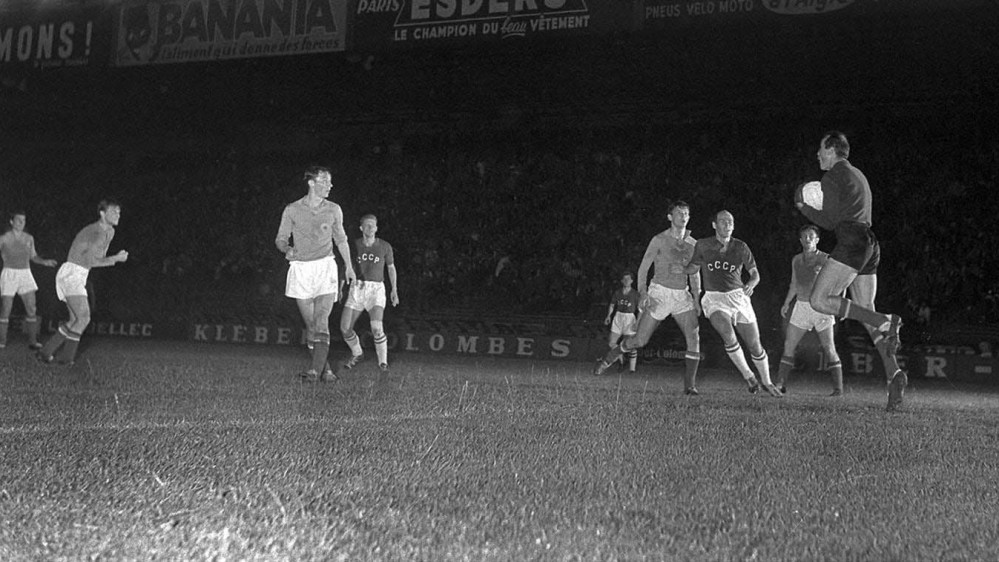 Il 6 luglio del 1960 la semifinale degli Europei Francia-Jugoslavia finì con 9 gol segnati, un record