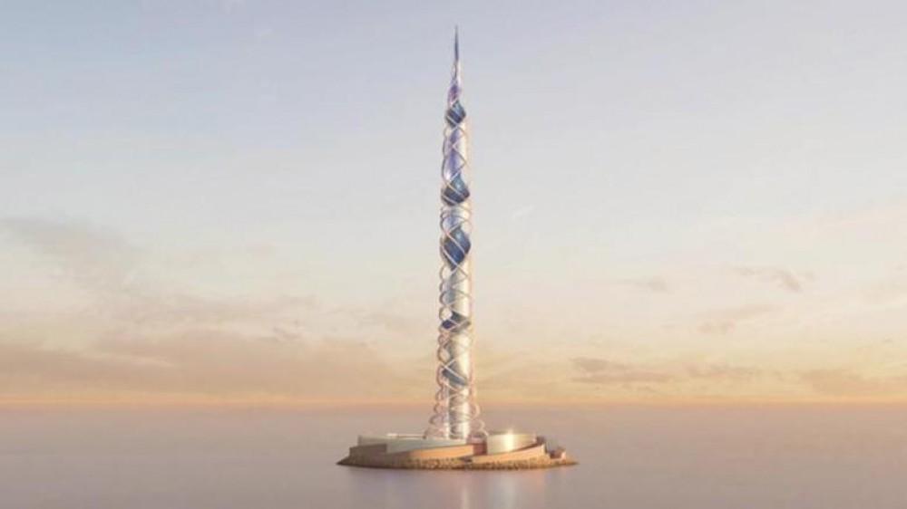 Il secondo grattacielo più alto del mondo sarà costruito a San Pietroburgo, in Russia
