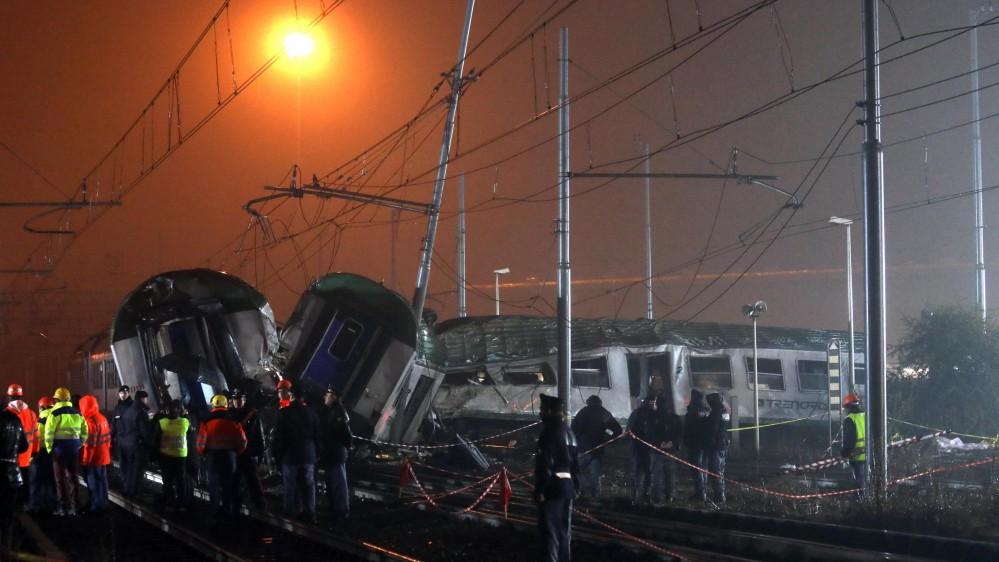 In 10 a processo per il treno deragliato a Pioltello. Il processo inizierà il 12 ottobre