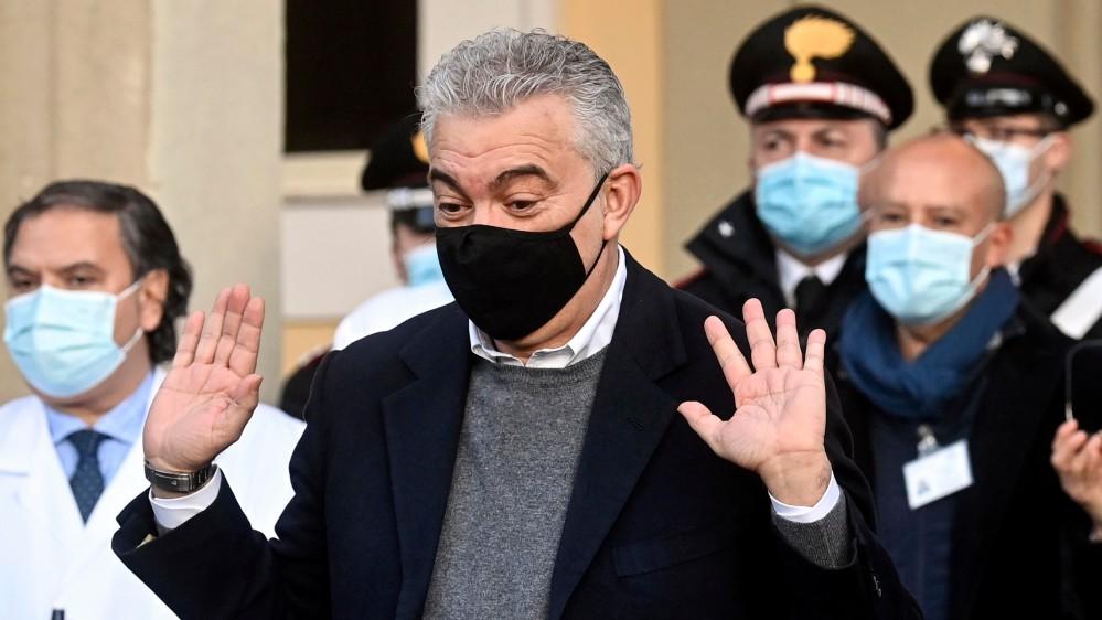 Inchiesta mascherine, Domenico Arcuri indagato per peculato