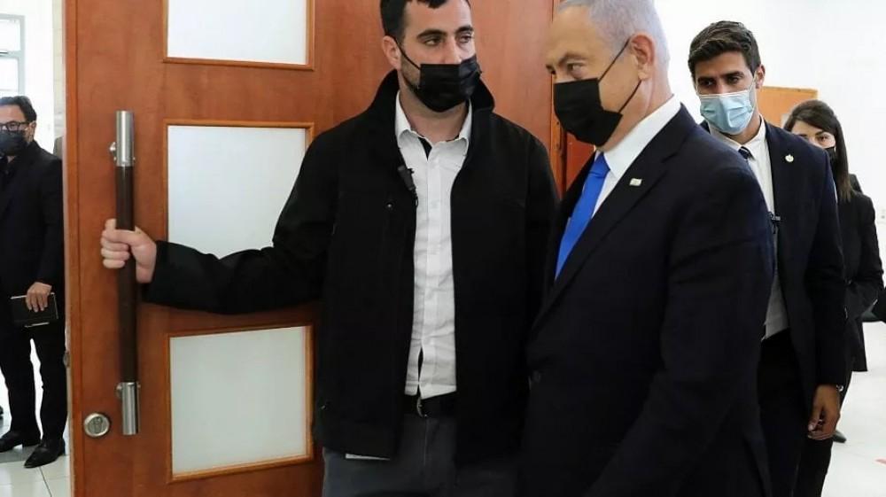 Israele, il premier Netanyahu in tribunale a Gerusalemme, deve rispondere di corruzione e altri reati