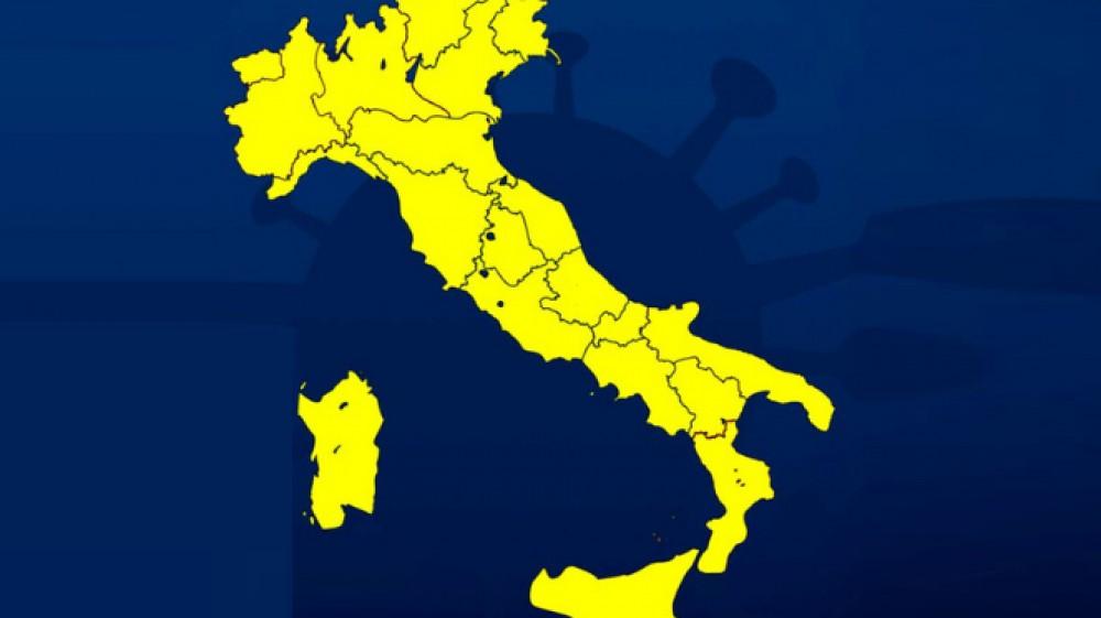 Italia riapre, da lunedì prime regioni in bianco, riaperture e via il coprifuoco, ma regole e mascherine restano