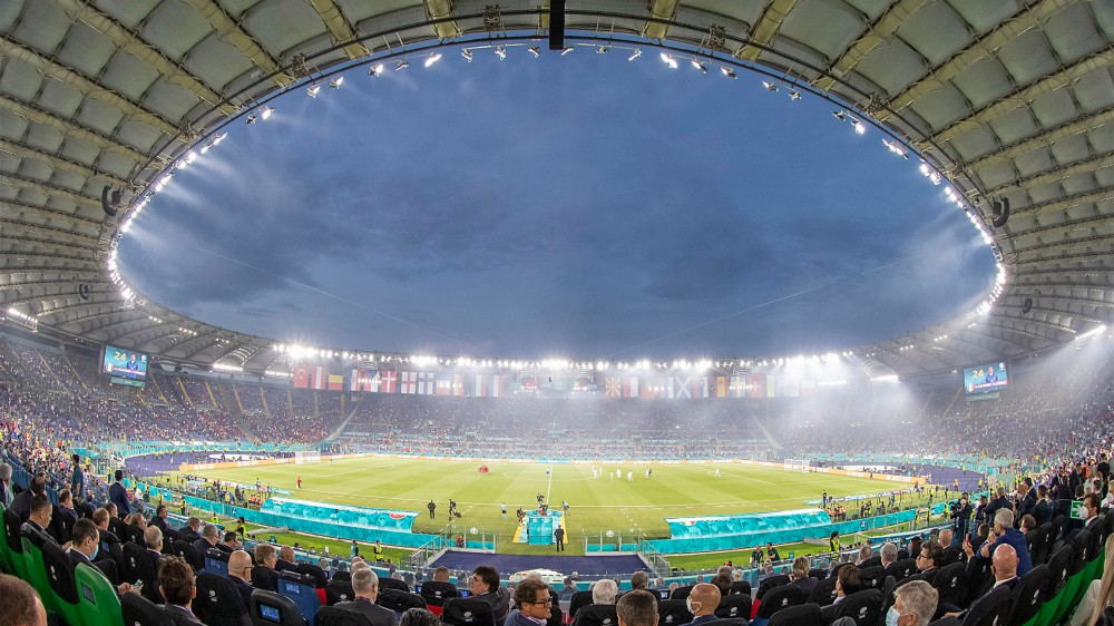 Italia-Svizzera, a rischio lo Stadio Olimpico, condizioni del campo non all'altezza