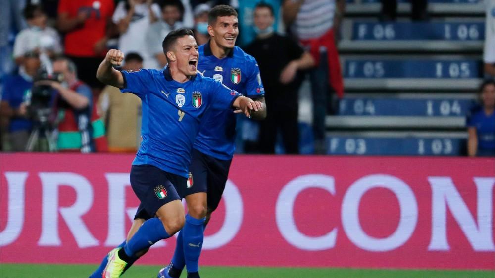 Italia 5 Lituania 0, a Reggio Emilia ritroviamo la via  delle rete, con i giovani protagonisti, saliamo a 14 punti