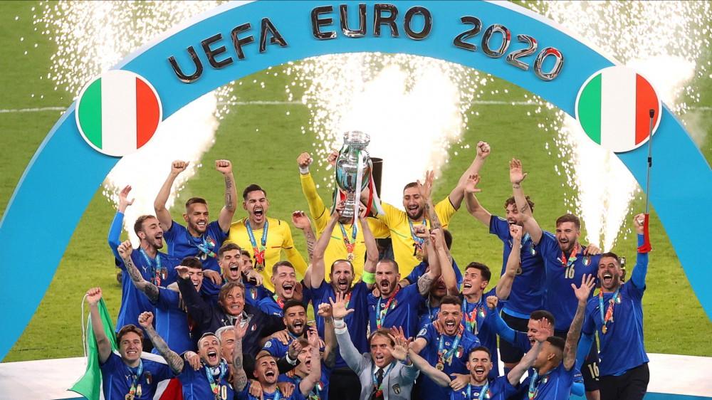 L'Italia è campione d'Europa, battuta in finale l'Inghilterra ai rigori 4-3