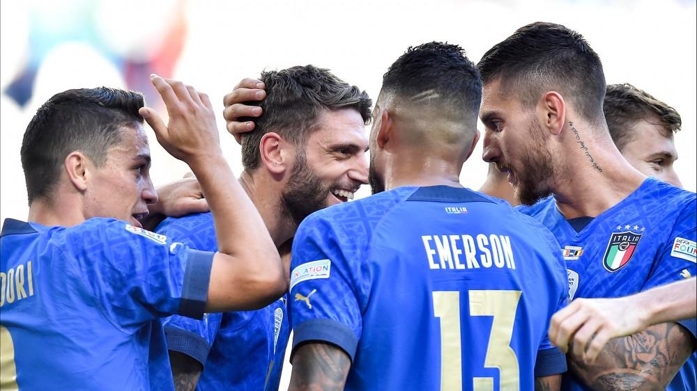 L'Italia torna a vincere, 2-1 al Belgio; gli azzurri conquistano il terzo posto in Nations League