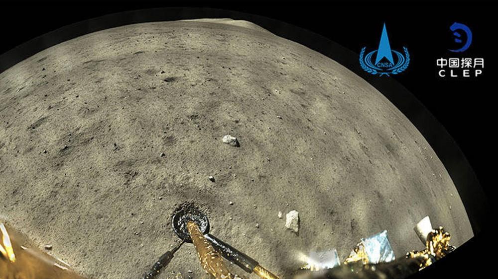 La Cina sbarca per la 3° volta sulla Luna, la Chang'e 5 ha toccato senza intoppi il suolo del nostro satellite