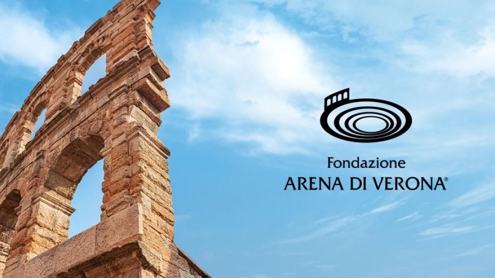 La stagione della Suite 102.5 Prime Time Live si chiude con l'Arena di Verona Opera Festival 2021