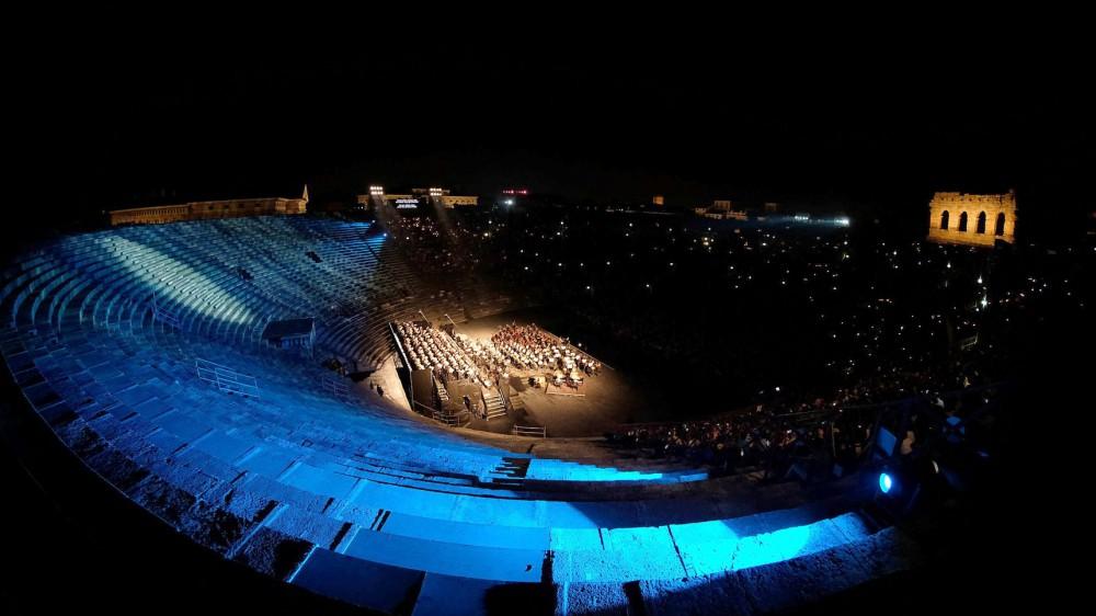 L'Arena di Verona omaggia Ezio Bosso e fa il tutto esaurito per la IX sinfonia di Beethoven