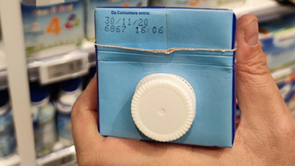 Latte per neonati scaduto da 5 mesi, maxi multa per un ipermercato di Cuneo