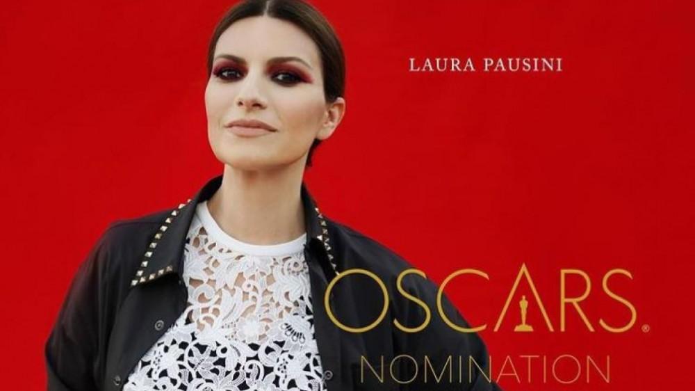 Laura Pausini il 25 aprile sarà a Los Angeles per gli Oscar, canterà il brano candidato Io sì