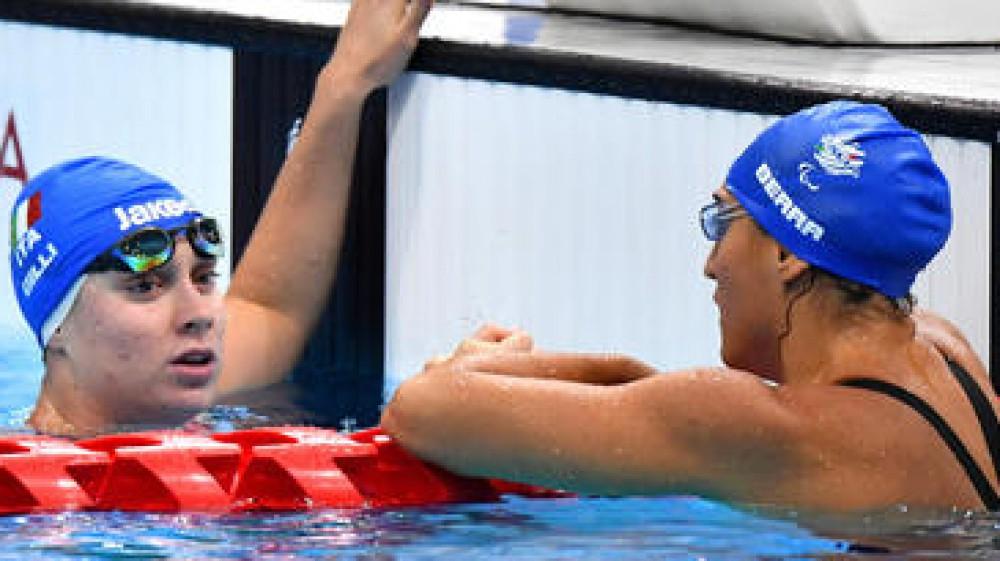 Le Paralimpiadi di Tokio 2020  sono cominciate con 5 medaglie per l'Italia che  è quarta nel medagliere