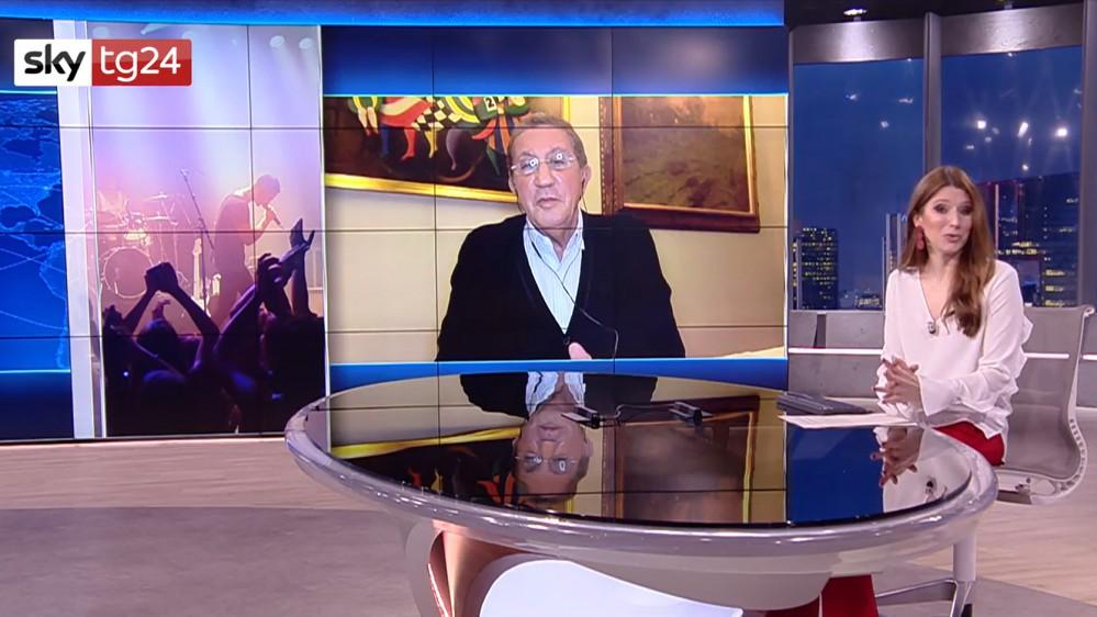 """Lorenzo Suraci, presidente di RTL 102.5, in un'intervista a Sky Tg24: """"La Svizzera e gli USA copiano il nostro modello di radiovisione"""""""