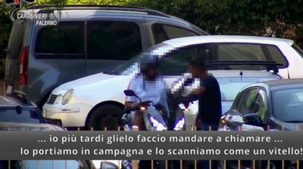 Mafia, a Bagheria operazione dei Carabinieri contro i clan, otto fermati, sventato un omicidio ordinato dal boss