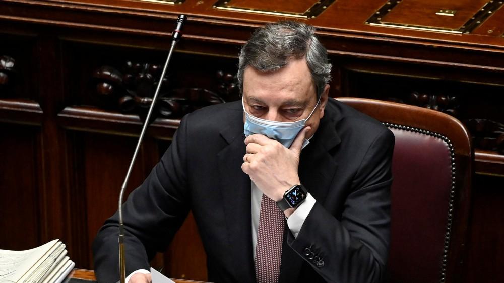 Mario Draghi fa il premier gratis, lo si è scoperto dalla pubblicazione dei documenti relativi alla trasparenza amministrativa