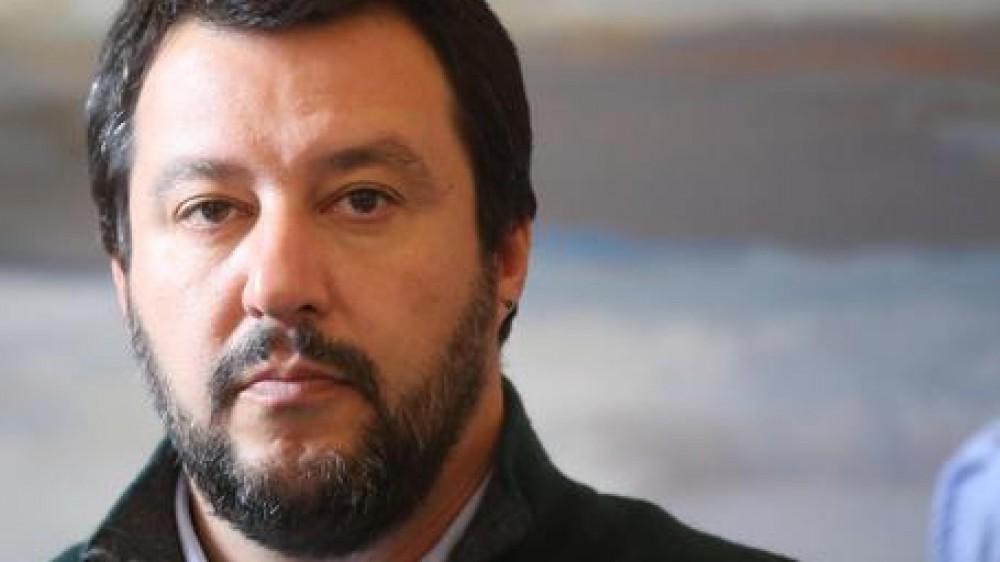 """Matteo Salvini in diretta su RTL 102.5:  """"Mi spiace per i campani, ma dove c'è il ducetto De Luca le disposizioni sono diverse; centrodestra, non credo a partiti unici"""""""