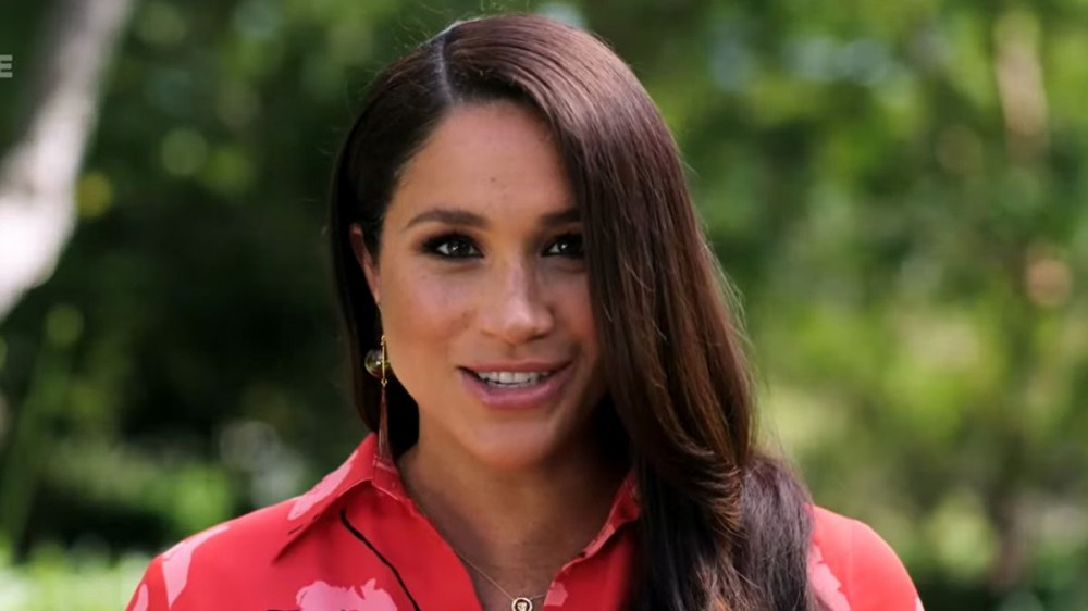 Meghan Markle è apparsa per la prima volta in video dopo l'intervista a Oprah Winfrey per un messaggio a favore delle donne