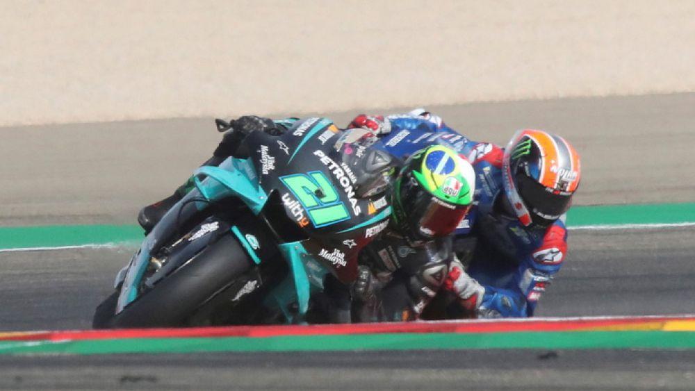 MotoGp, è il giorno di Franco Morbidelli, che ha trionfato in Spagna nel Gran Premio di Teruel