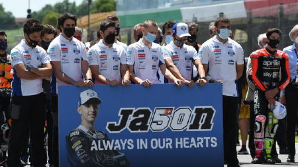 MotoGp d'Italia, Quartararo vince ancora nel week end segnato dalla scomparsa di  Dupasquier