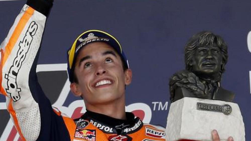 Motogp, il ritorno di Marquez. al Sachsenring lo spagnolo torna alla vittoria e centra l'ottavo successo consecutivo nel Gp di Germania