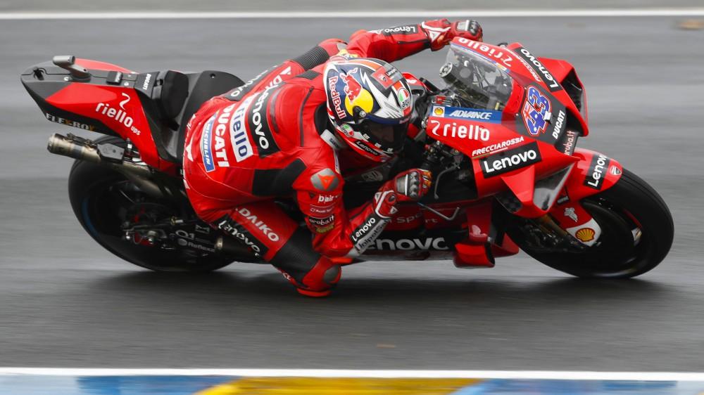MotoGp, in Francia secondo successo stagionale per Miller con la Ducati davanti ai padroni di casa Zarco e Quartararo