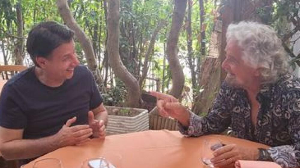 Movimento Cinque Stelle, fra Beppe Grillo e Giuseppe Conte pace o tregua armata? Questo il dilemma
