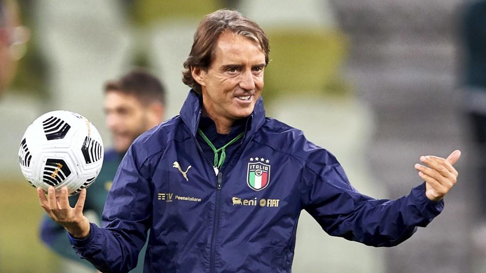 Nazionale, Roberto Mancini ha rinnovato il contratto da commissario tecnico fino al 2026