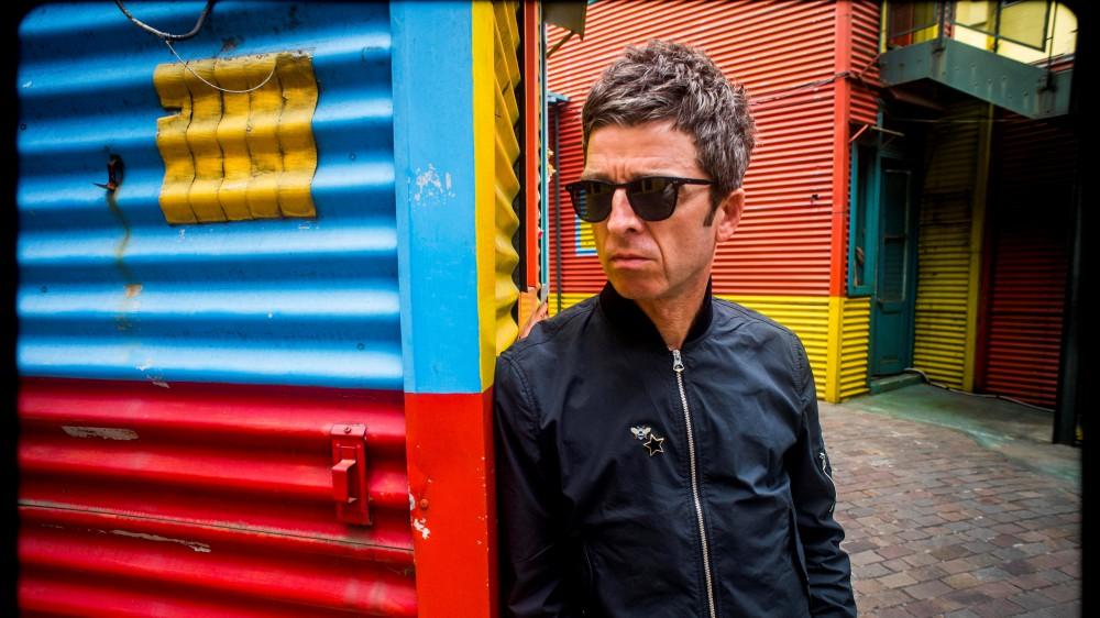 """Noel Gallagher ospite su RTL 102.5 per presentare il suo greatest hits """"Back The Way We Came: Vol 1 (2011-2021)"""""""