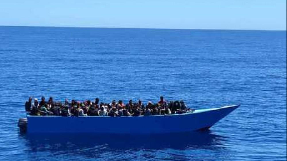 Nuovi sbarchi sull'isola di Lampedusa, in ventiquattro ore oltre duemila arrivi