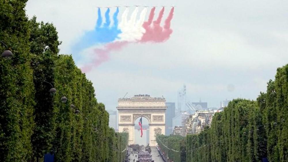 Oggi è la festa nazionale della Francia, dopo lo stop per il Covid torna la parata del 14 luglio