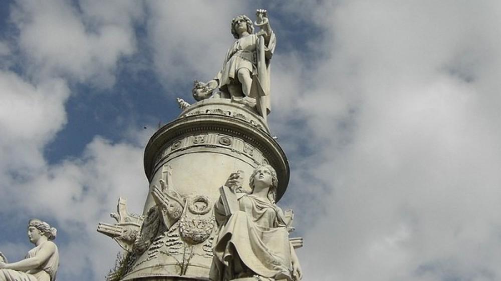 Oggi si celebra la nascita di Cristoforo Colombo; lo scopritore dell'America nacque a Genova il 3 agosto 1451