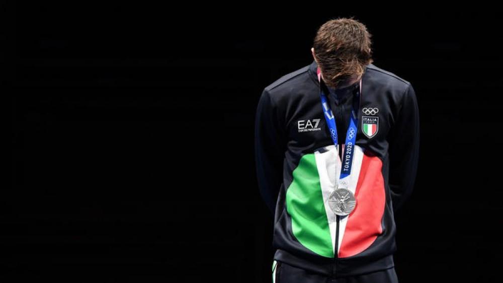 Olimpiadi, si arricchisce ancora il medagliere azzurro, oggi altri argenti e un bronzo da nuoto, tiro a volo e scherma