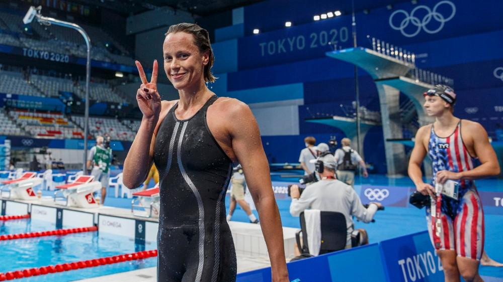 Olimpiadi, un argento e due bronzi per le azzurre della spada a squadre e del judo e del sollevamento, Pellegrini qualifica storica