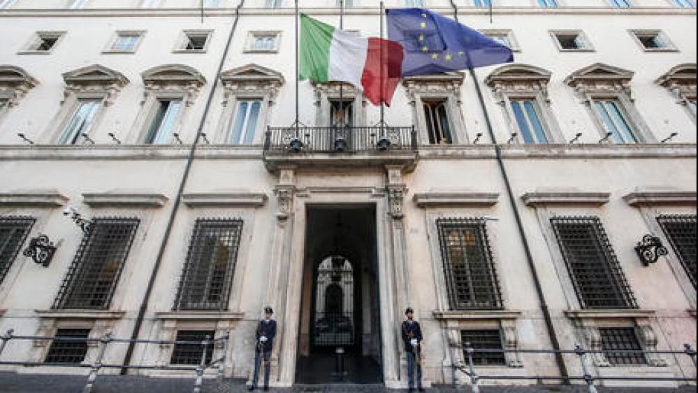 """Palazzo Chigi """"il Recovery intervento epocale"""", il testo alle Camere"""