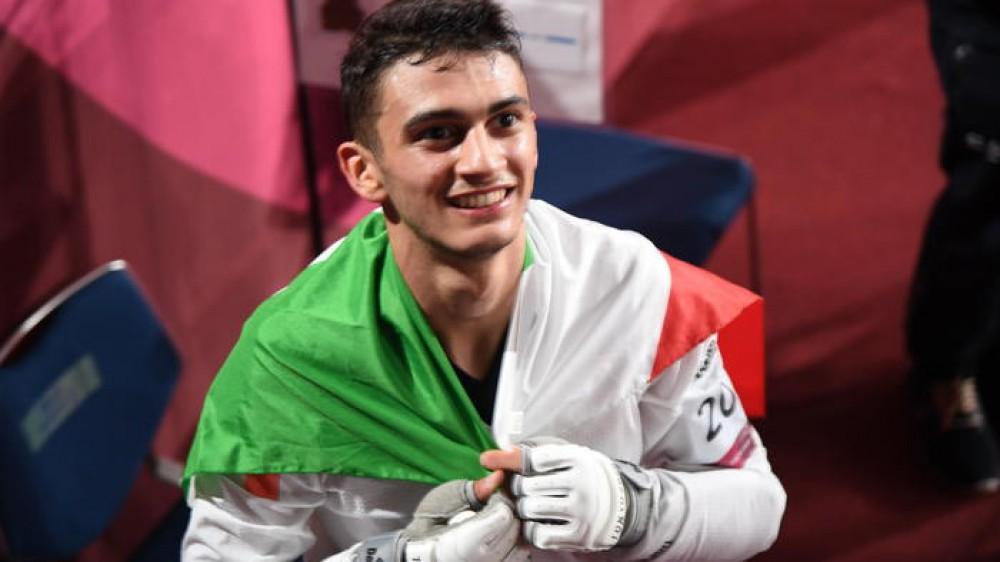 Parte bene l'avvenuta italiana alle Olimpiadi di Tokyo, un oro e un argento nella gare di oggi