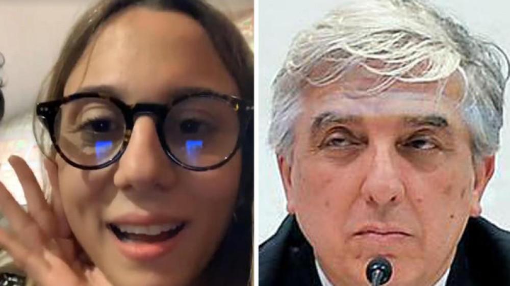 Partita del Cuore, Gianluca Pecchini querela Aurora Leone per diffamazione aggravata