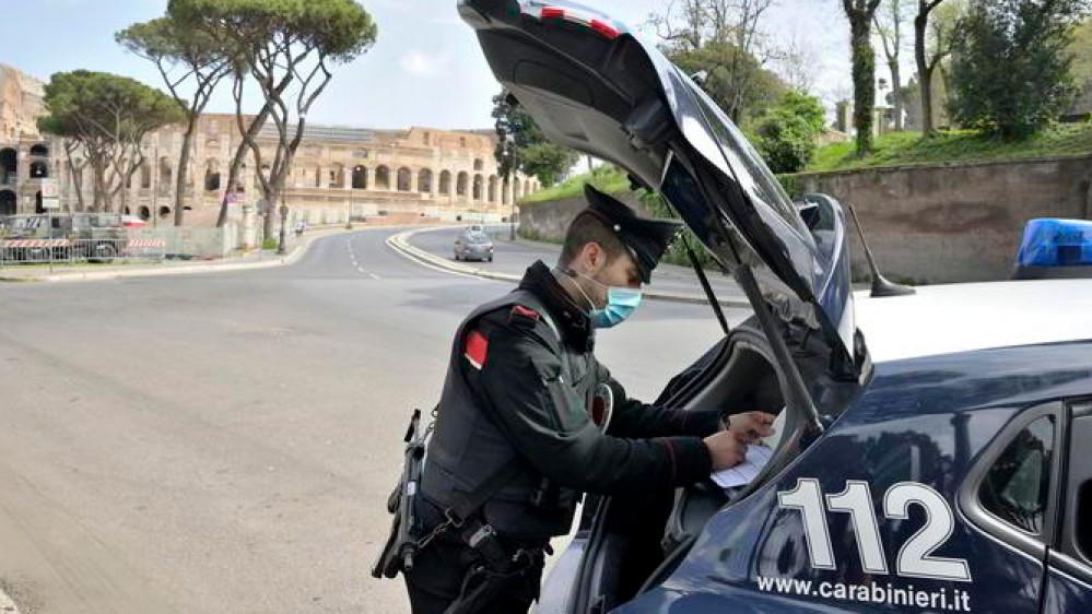 Pasquetta blindata, controlli delle forze dell'ordine per evitare le tradizionali gite fuori porta