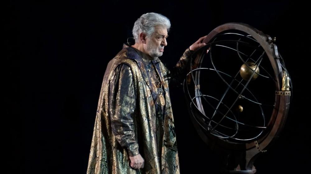 """Plàcido Domingo all'Arena di Verona, in """"Gala Domingo Opera Night"""""""
